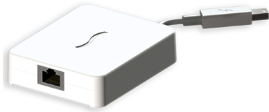 Thunderbolt Ethernet Adapter on The Presto Gigabit Ethernet Thunderbolt Adapter Is All You D Need To