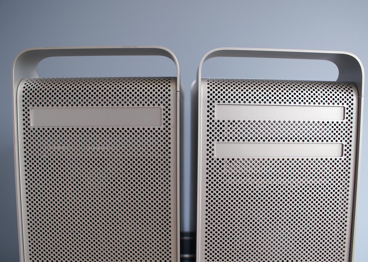 Mac Pro vs. PowerMac G5 - Apple\'s Mac Pro - A True PowerMac Successor