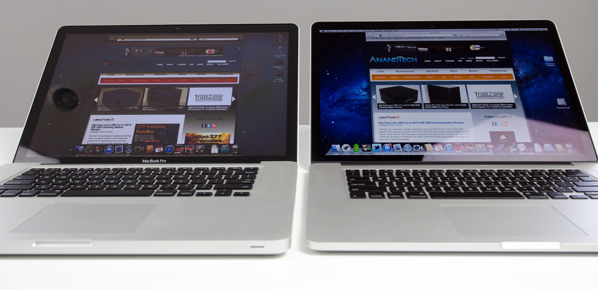 The king of all notebook displays the next gen macbook pro with retina display review - Macbook pro 15 retina ports ...