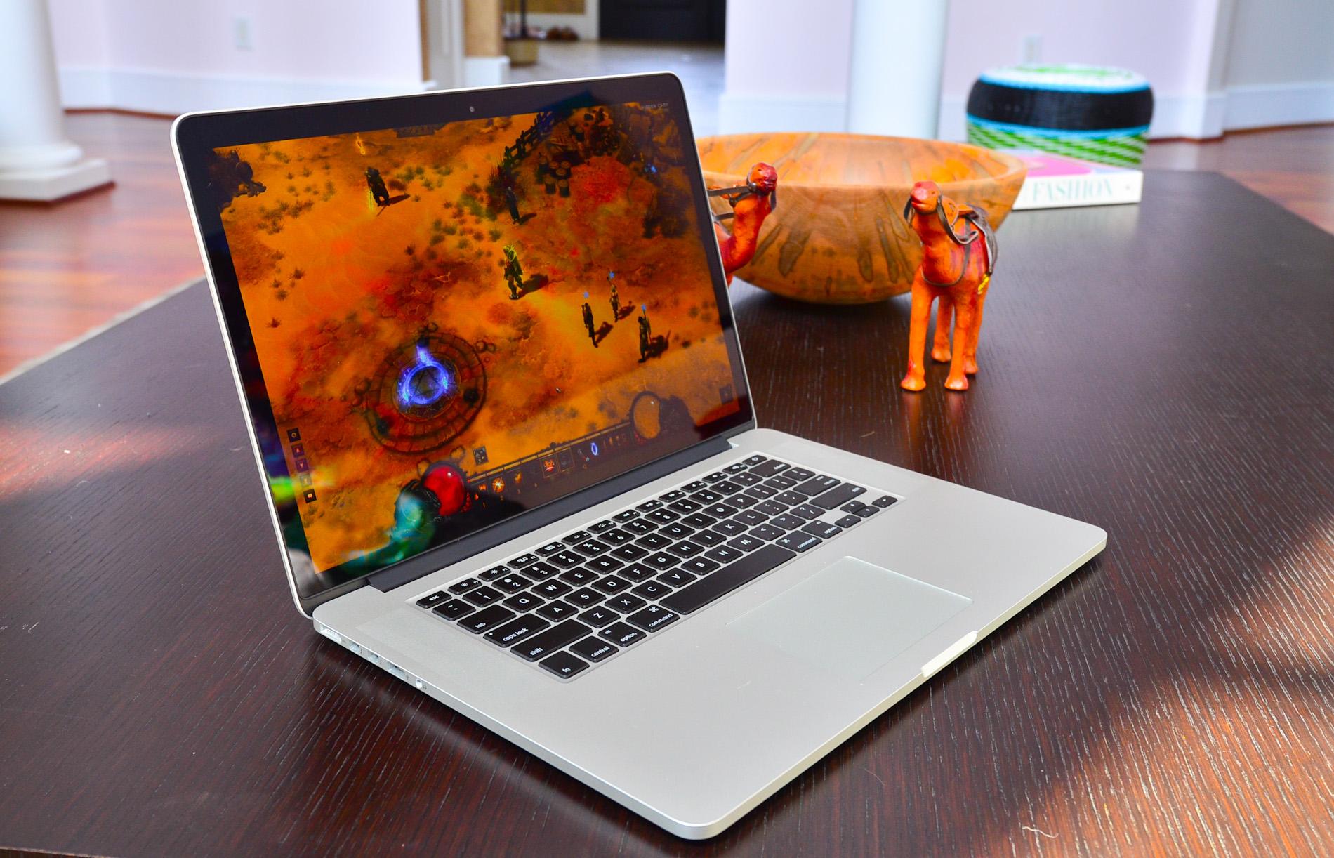 Resolution 15 high macbook inch pro