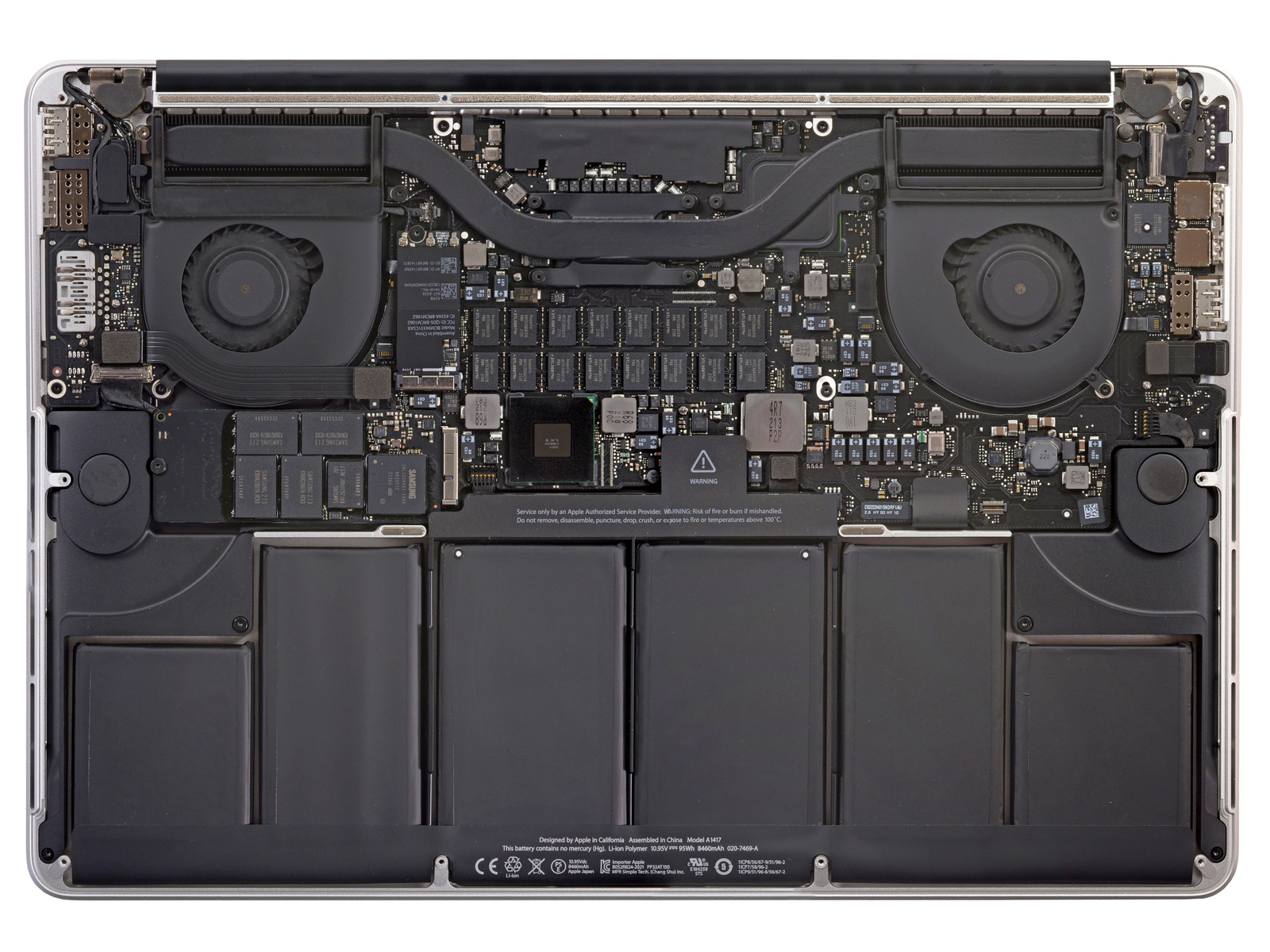 The next-gen MacBook Pro with Retina Display: SSD Analysis