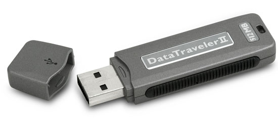 kingston secure datatraveler software
