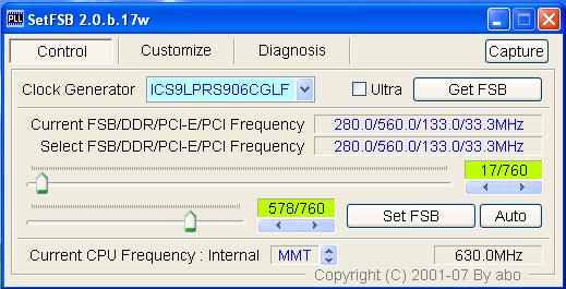setfsb clock generator guide