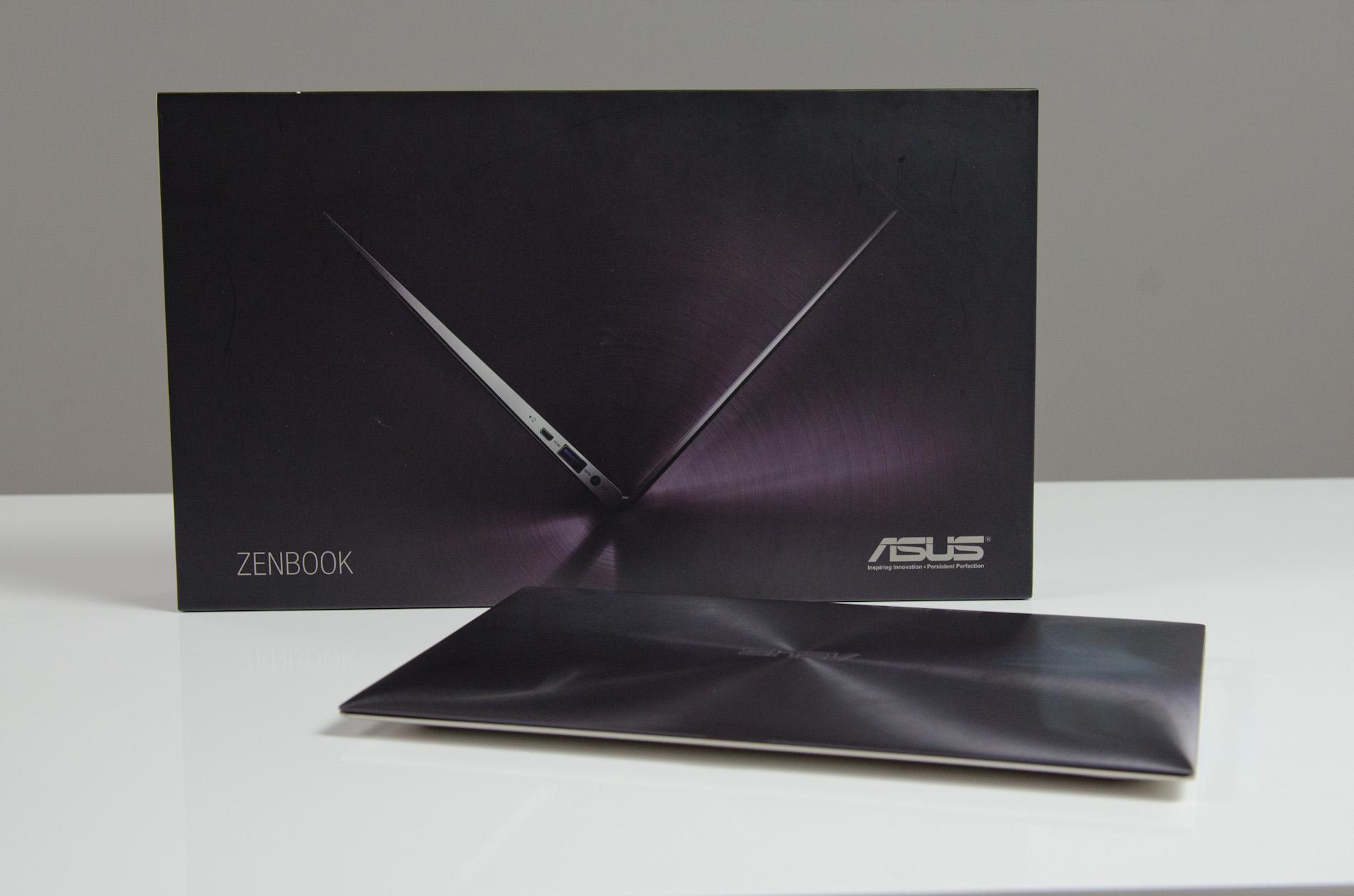 ASUS Zenbook UX21E-KX004V photos