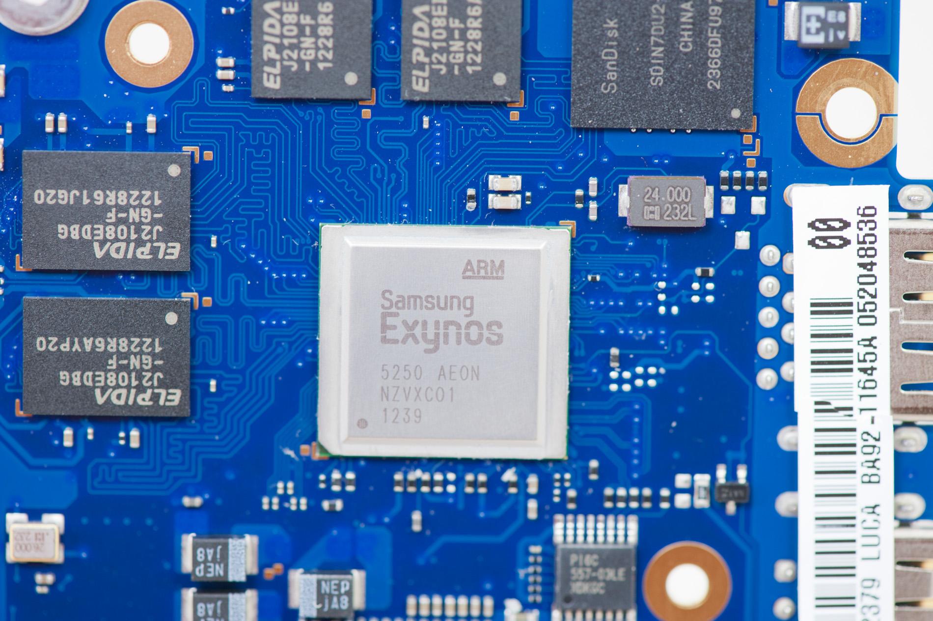 Samsung Chromebook (XE303) Review: Testing ARM's Cortex A15