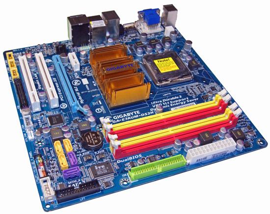 Gigabyte GA-E7AUM-DS2H NVIDIA SATA RAID Drivers for Windows 10