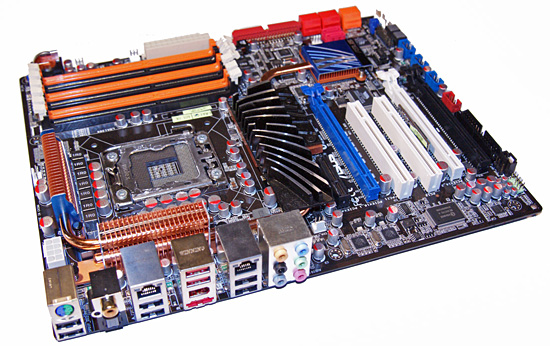 Asus p6t deluxe v2 pci slots