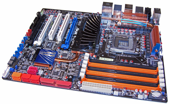 ASUS P6T Deluxe - Intel X58 Motherboard Roundup - What does