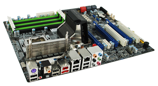 EVGA X58 SLI - Intel X58 Motherboard Roundup - What does