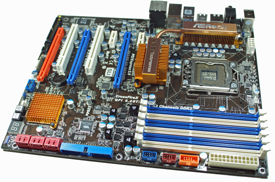 Asrock X58 Deluxe Driver for PC