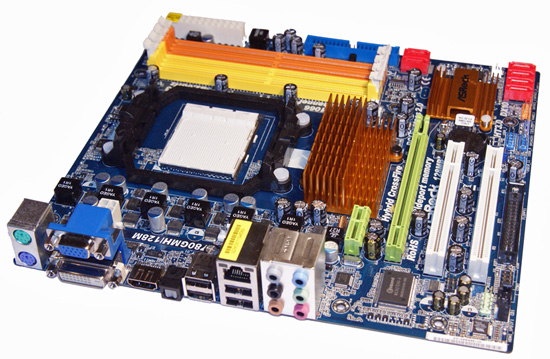 Asrock A780GXE/128M AMD VGA Driver for Mac