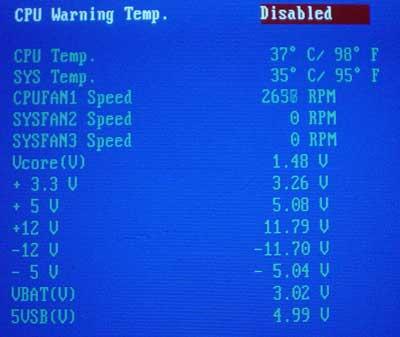 AOpen AX4PE Max: BIOS and Overclocking - AOpen AX4PE Max (845PE)