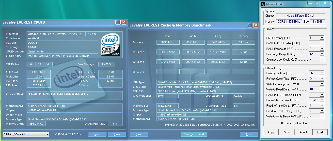 Asrock Penryn1600SLI-110dB Realtek HD Audio Drivers for Windows XP