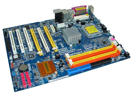 Asrock Penryn1600SLI-110dB nForce Linux