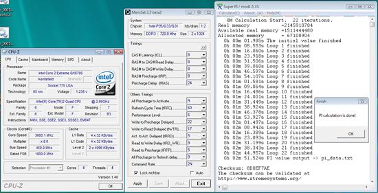 Quick Thoughts - ASUS P5K3-Deluxe: Beta BIOS Update