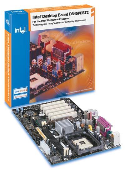 Intel d845pebt2