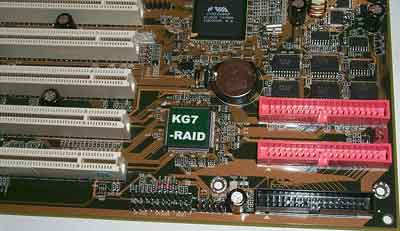 KG7 RAID DRIVER FOR WINDOWS 7