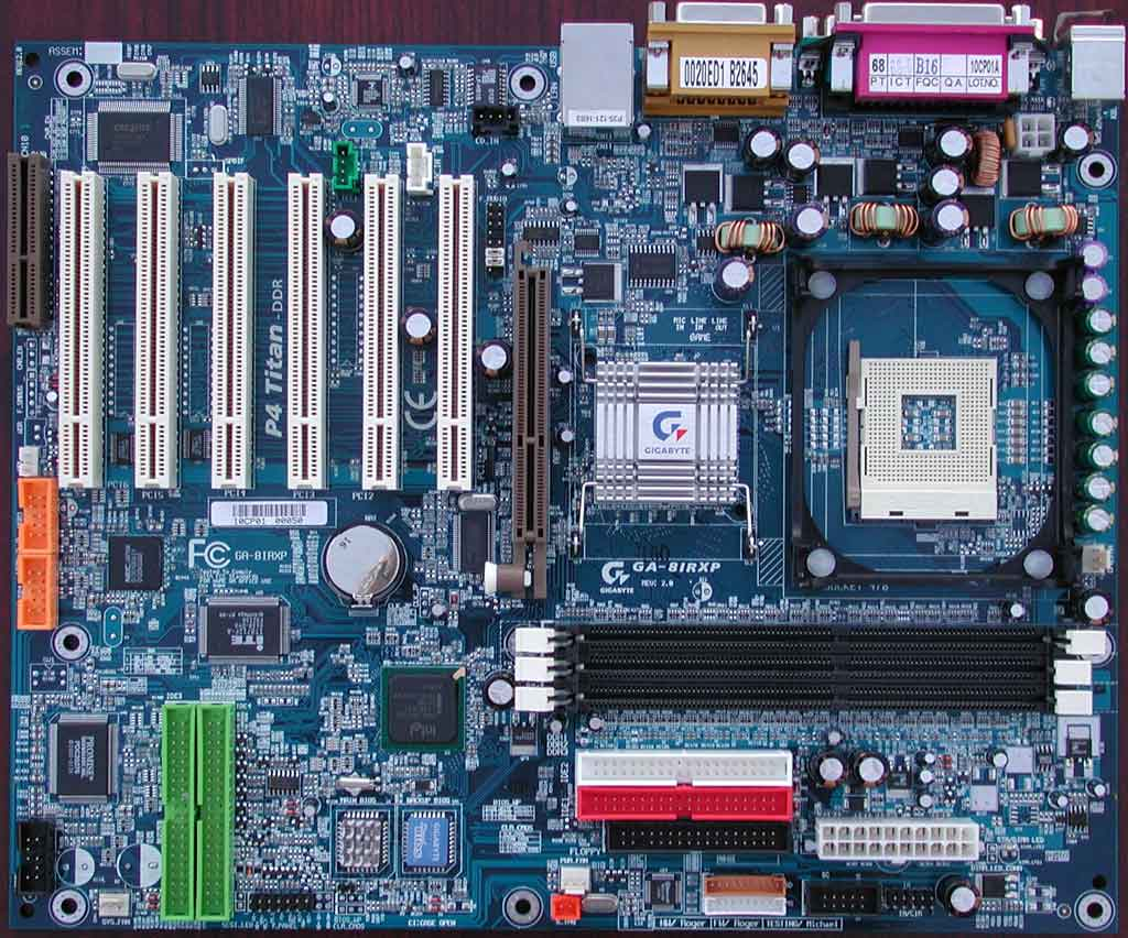Intel P4 Motherboard Drivers Download