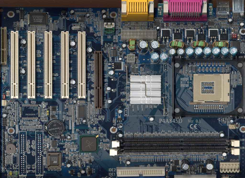 Drivers for Chaintech 9BJD0 Chipset