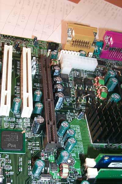 ECS P4ITA - Intel 850 Motherboard Roundup: September 2001