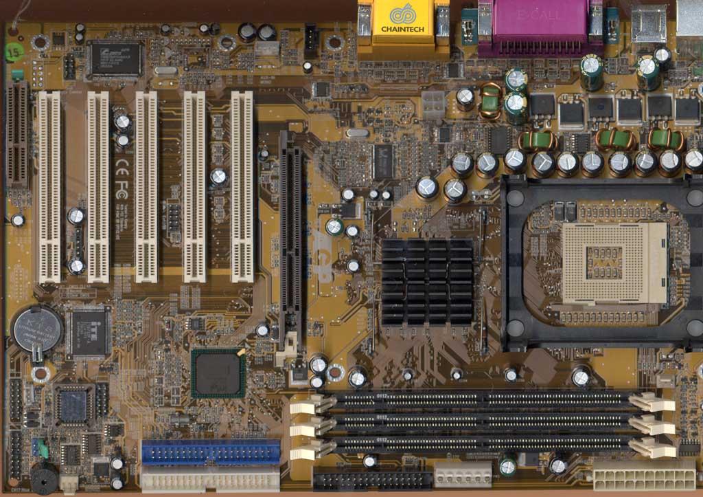 Intel d845wn