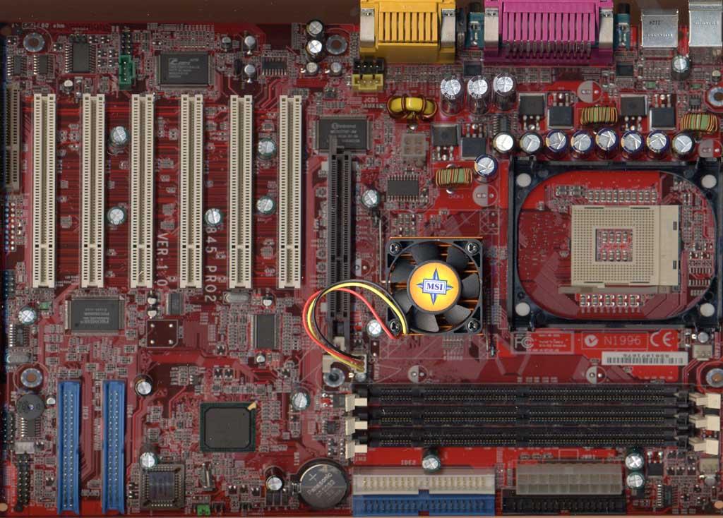 ABIT BD7E (Intel i845-ICH2) Driver for Windows Download