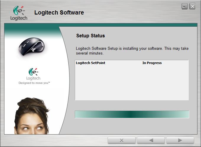 Software Features - Logitech G5 Laser Mouse: When an update
