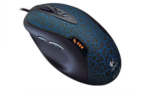 13d9c57df6f Logitech G5 Laser Mouse: When an update is not worthy of a new name