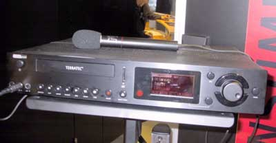 Terratec MP3 recorder