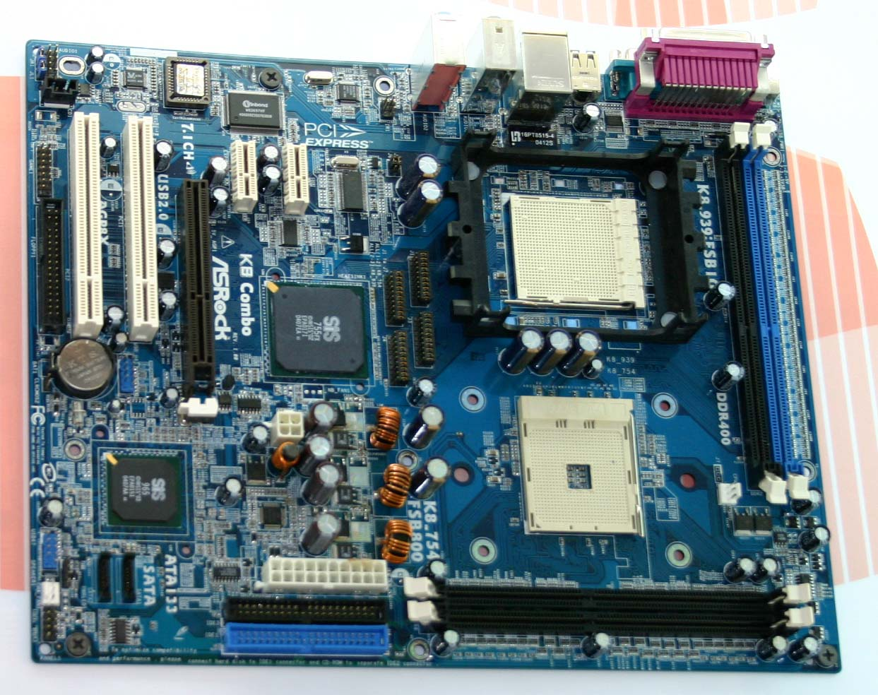 WINFAST 761GXK8MB MOTHERBOARD DRIVER FOR WINDOWS 7