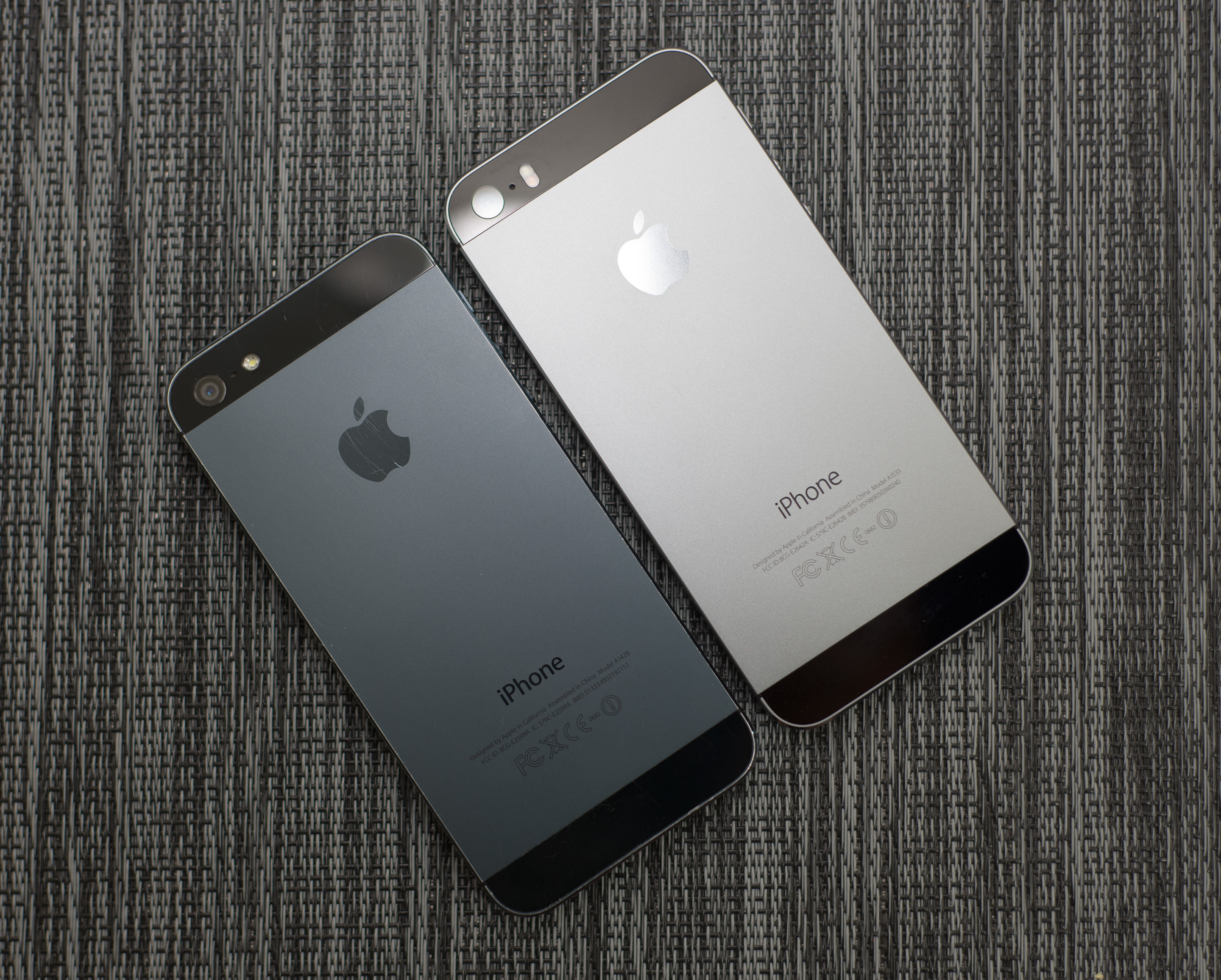 The iPhone 5s Review