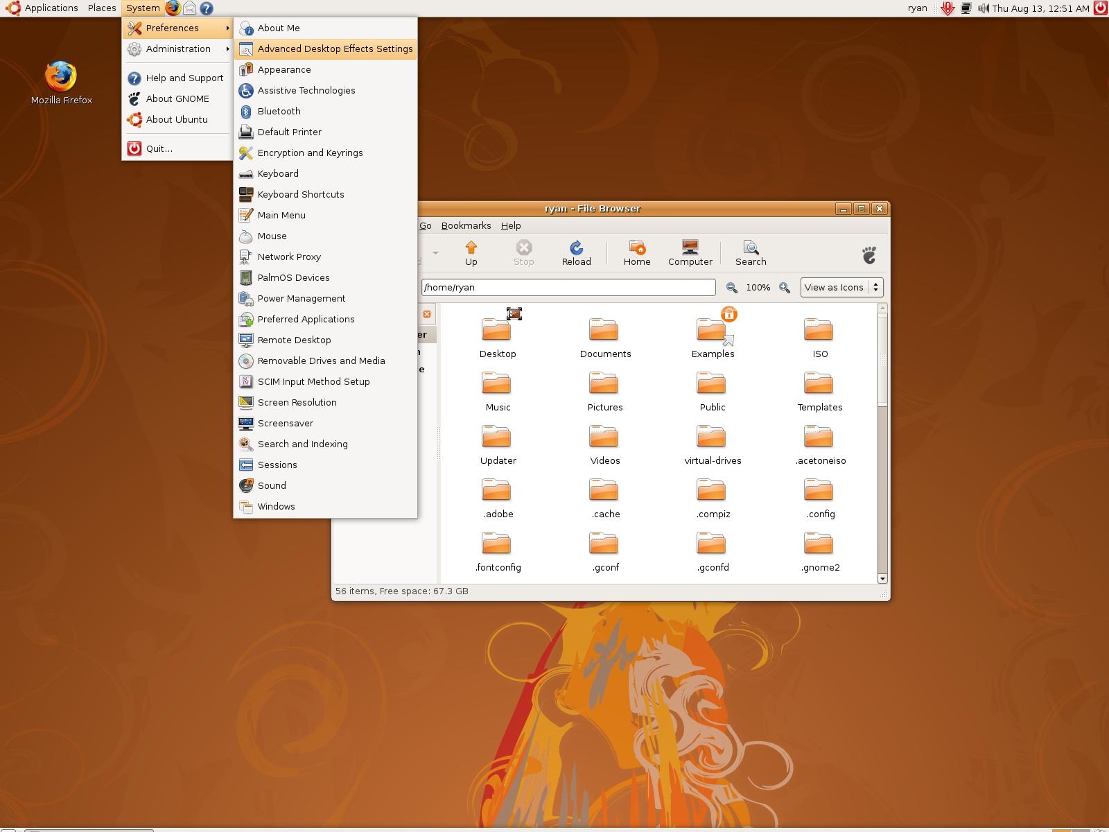 UI & Usability - Revisiting Linux Part 1: A Look at Ubuntu 8 04