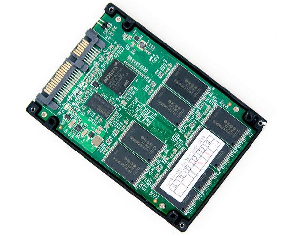 OCZ Onyx 32GB SSD Linux