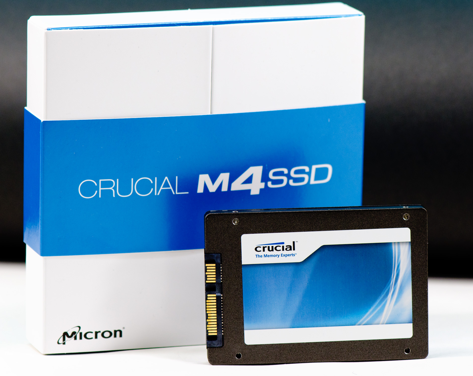 The Crucial m4 SSD Update: Faster with FW0009