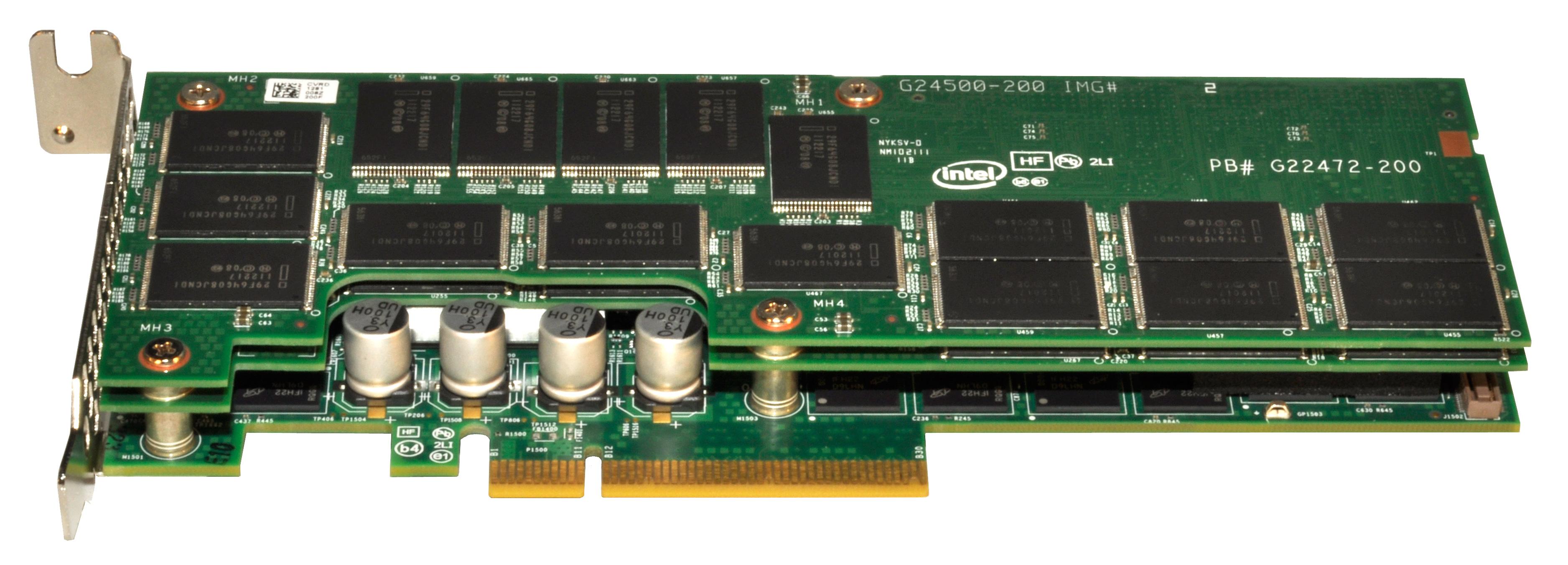Intel Ssd Pcie Intel's Ssd 910