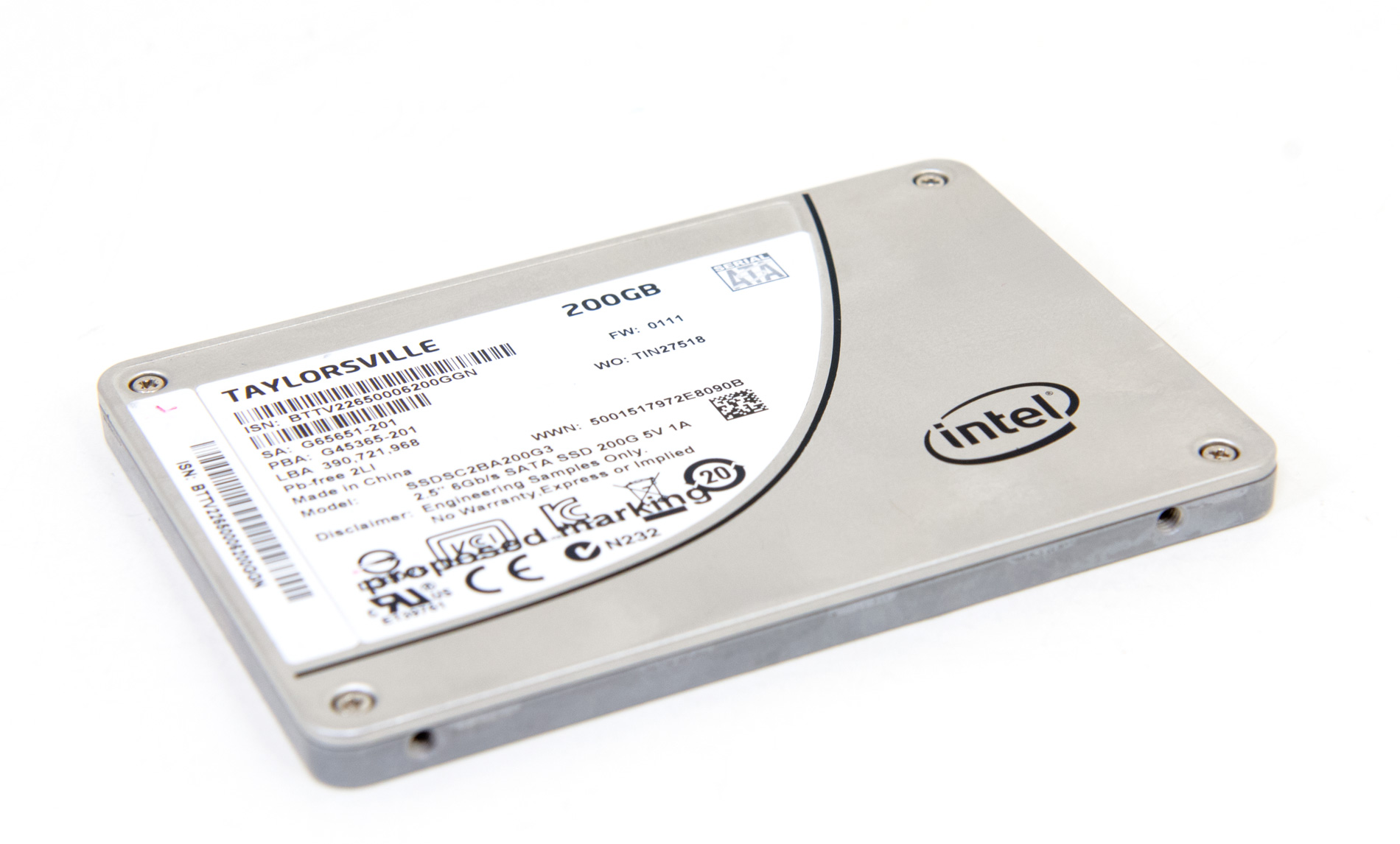The Intel SSD DC S3700 (200GB) Review