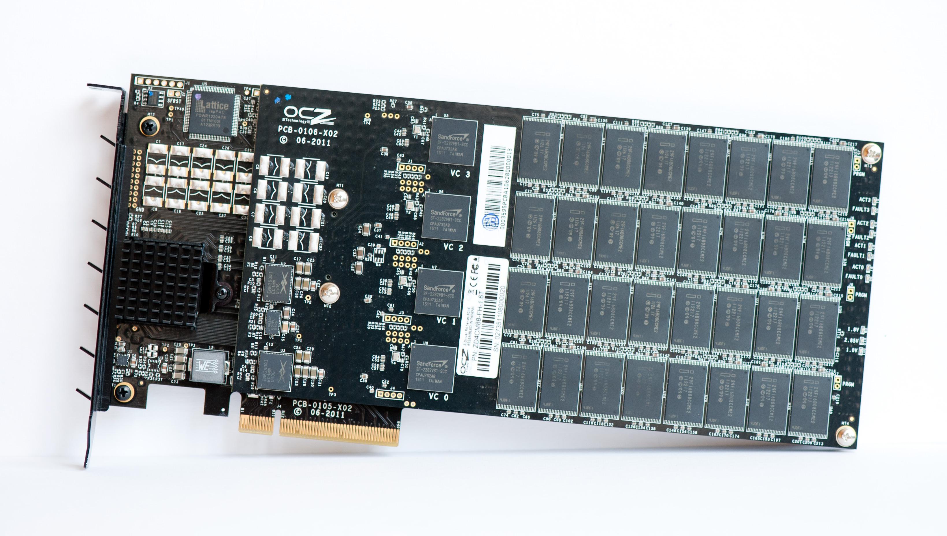 OCZ Z-Drive R4 CM88 (1.6TB PCIe SSD) Review
