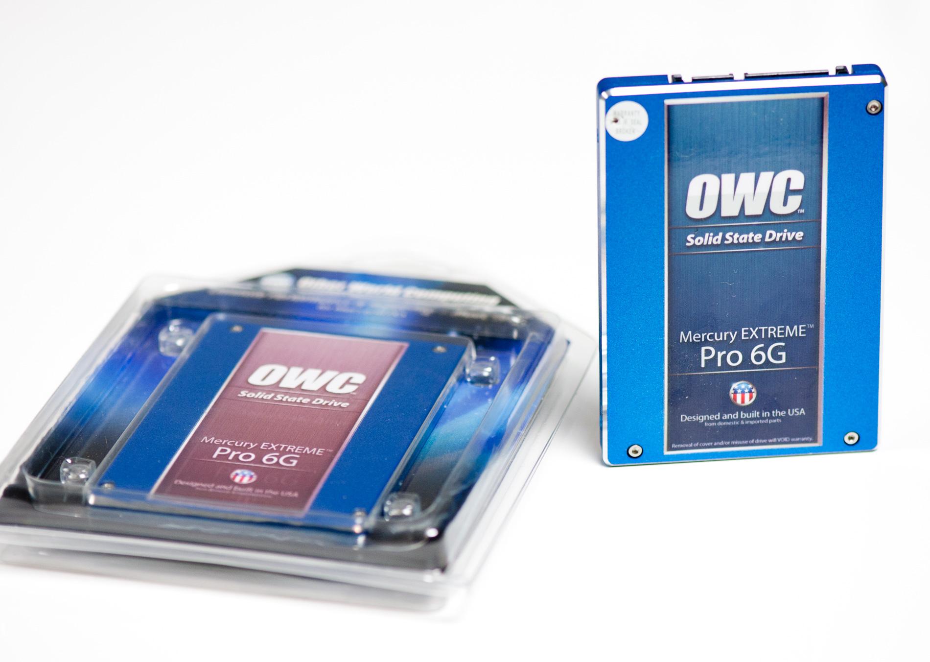OWC Mercury 6G SSD Drivers Download