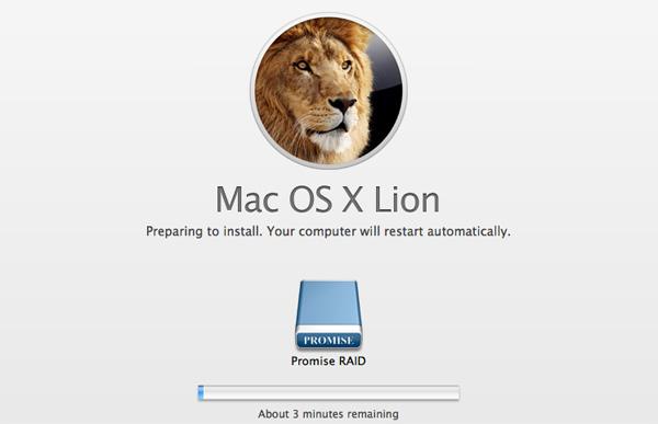 It's Bootable & Power/Thermals/Noise - Promise Pegasus R6 & Mac