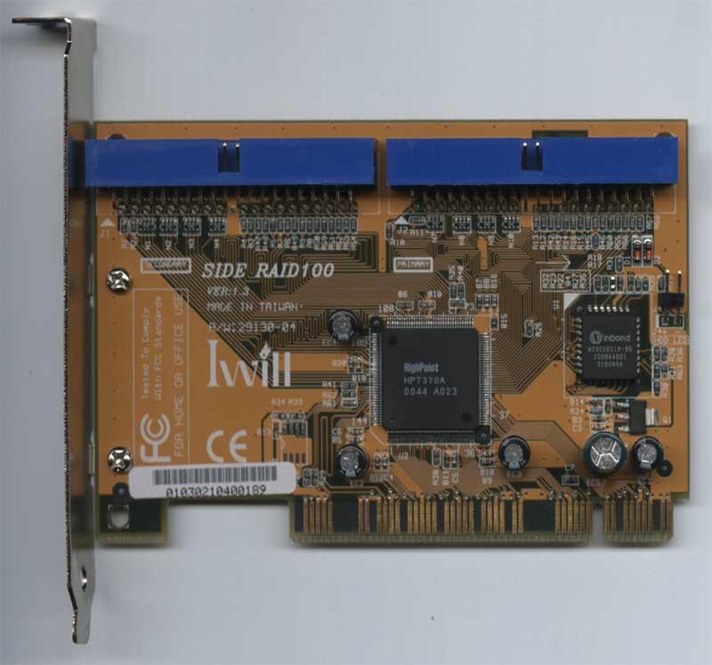 PDC20267 TREIBER