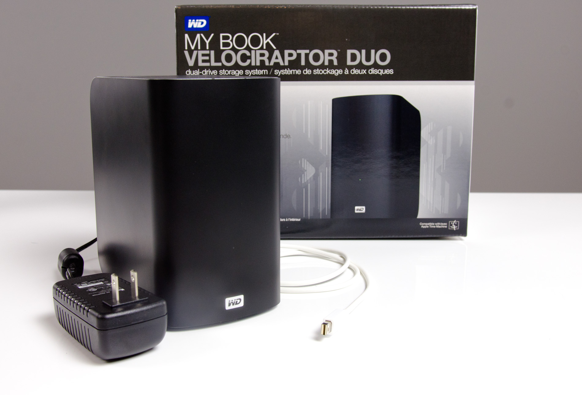 WD My Book Duo HDD 64 BIT Driver