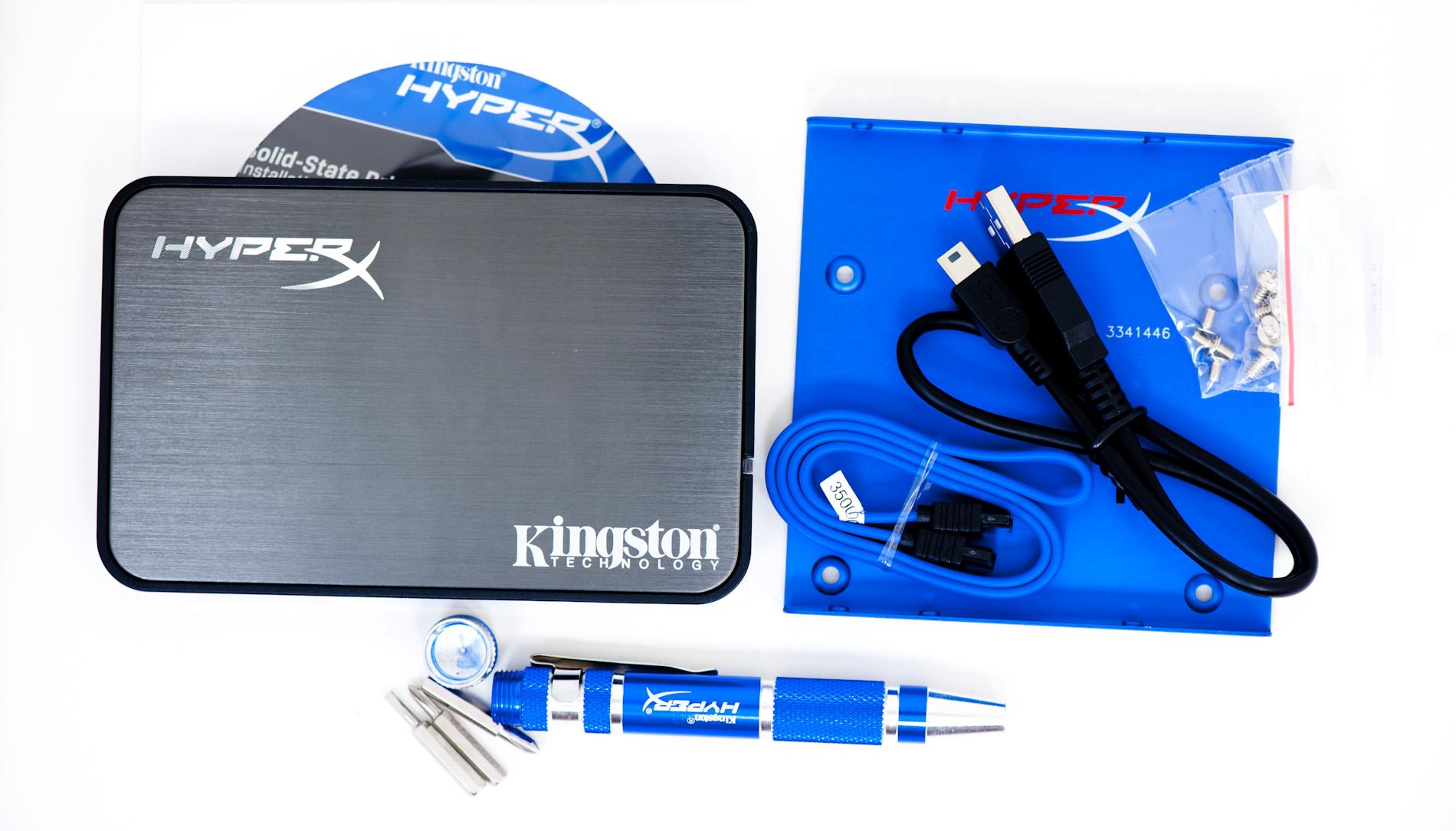 Kingston Hyperx 3k 240gb Ssd Review