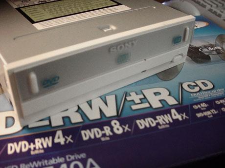 SONY DRU540A DVD-RW DISC DRIVERS FOR WINDOWS XP