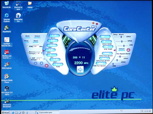 MSI Core Center Driver Download