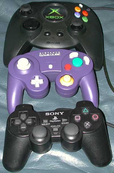PlayStation 2 vs Xbox vs Nintendo GameCube vs Sega Dreamcast vs Game Boy Advance vs N-Gage?