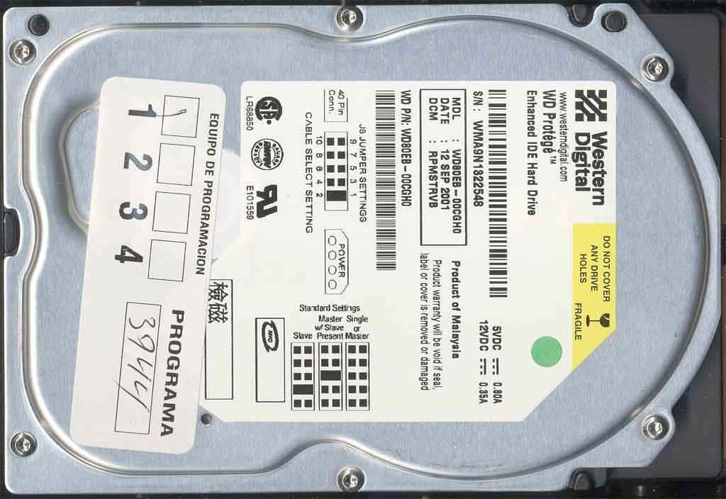 A true PC – The X-Hard Drive - Hardware Behind the Consoles