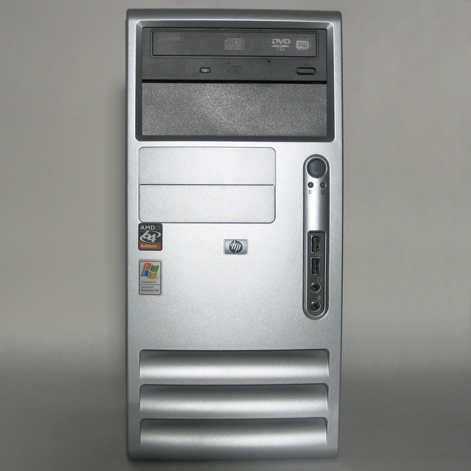 Hp dx5150 desktop