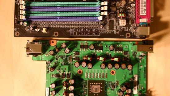 Inside Microsoft's Xbox 360 - A Tour of the 360's Motherboard