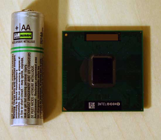 Up Close and Personal with the CPU, GPU and    Yonah