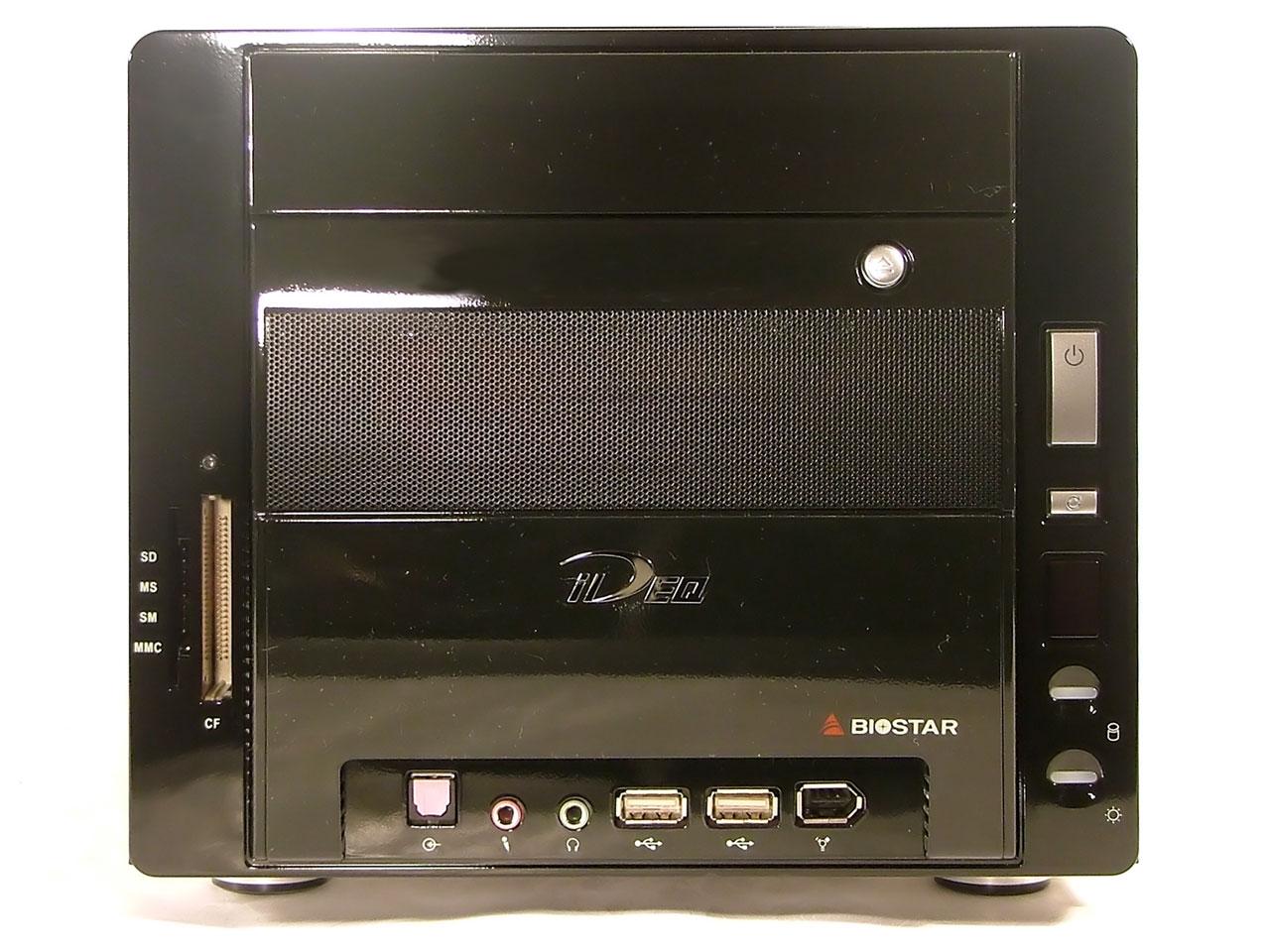 Biostar IDEQ 200 Mac